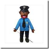 police puppet